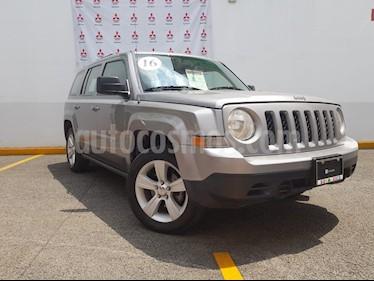 Foto venta Auto Seminuevo Jeep Patriot 4x2 Sport Aut (2016) color Plata Martillado precio $239,000