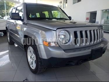 Foto venta Auto Seminuevo Jeep Patriot 4x2 Sport Aut (2016) color Plata Martillado precio $233,000