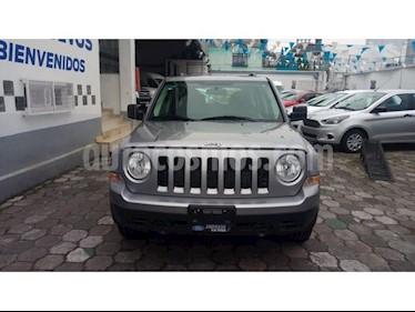 Foto venta Auto Seminuevo Jeep Patriot 4x2 Sport Aut (2016) color Plata precio $259,500