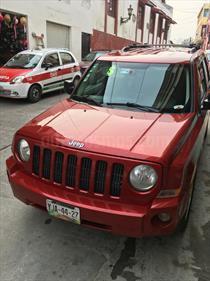 Foto venta Auto usado Jeep Patriot 4x2 Sport CVT (2008) color Rojo Infierno precio $110,000