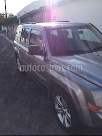 Foto venta Auto usado Jeep Patriot 4x2 Sport CVT (2014) color Gris Mineral precio $198,000
