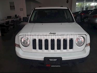 Foto venta Auto Usado Jeep Patriot 4x2 Sport CVT (2016) color Blanco precio $244,000