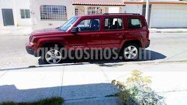 Foto venta Auto usado Jeep Patriot 4x2 Sport (2015) color Rojo Cerezo precio $240,000