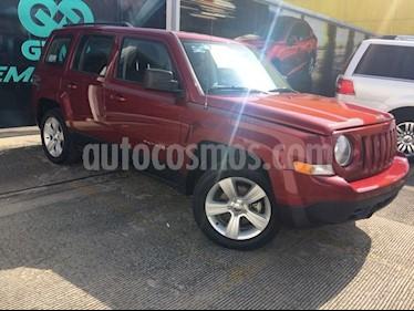 Foto venta Auto Usado Jeep Patriot 4x2 Sport (2014) color Rojo precio $183,900
