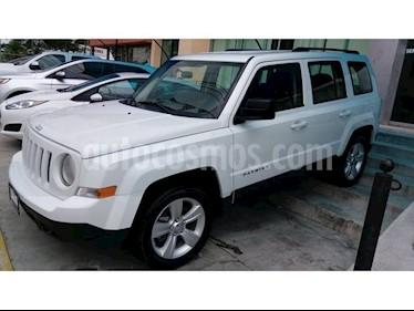 Foto venta Auto Seminuevo Jeep Patriot 4x2 Sport (2015) color Blanco precio $205,000