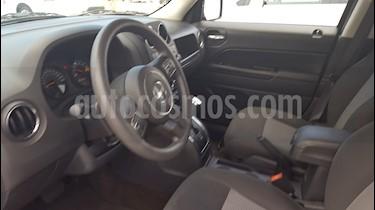 Foto venta Auto Seminuevo Jeep Patriot 4x2 Sport (2016) color Plata Martillado precio $205,000