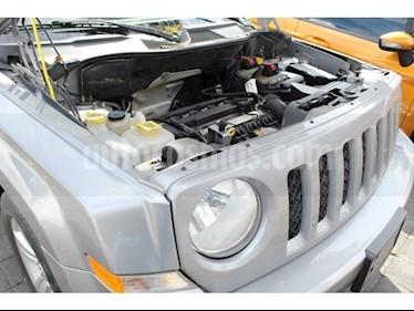 Jeep Patriot 4x2 Sport usado (2016) color Titanio precio $254,900