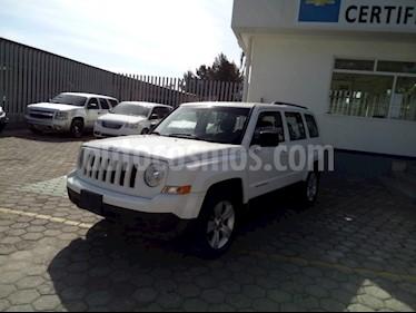 Foto venta Auto Seminuevo Jeep Patriot SPORT (2016) color Blanco precio $265,000