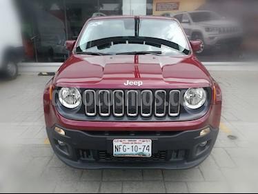 Foto venta Auto Usado Jeep Renegade 4x2 Latitude Aut (2018) color Rojo Cerezo precio $385,000