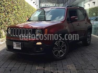 Foto venta Auto Usado Jeep Renegade 4x2 Latitude Aut (2017) color Rojo precio $369,000