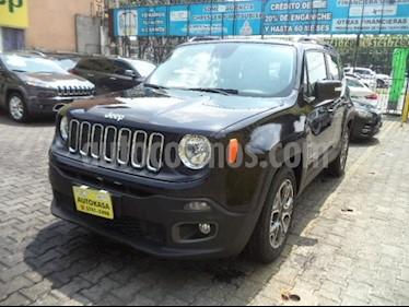 Foto venta Auto Seminuevo Jeep Renegade 4x2 Latitude Aut (2018) color Negro precio $360,000
