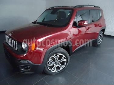 Foto venta Auto Seminuevo Jeep Renegade 4x2 Latitude Aut (2018) color Rojo Cerezo precio $340,000