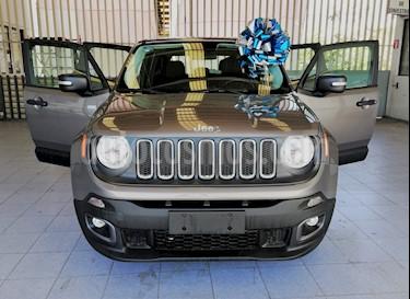 Foto venta Auto nuevo Jeep Renegade 4x2 Latitude Aut color Gris Ceniza precio $408,900