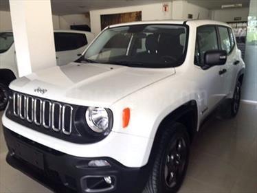 Foto venta Auto Usado Jeep Renegade Sport (2016) color Blanco Alpine precio $389.000