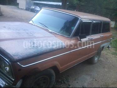 Foto venta carro Usado Jeep Wagoneer 4X2 (1978) color Marron precio BoF70.000