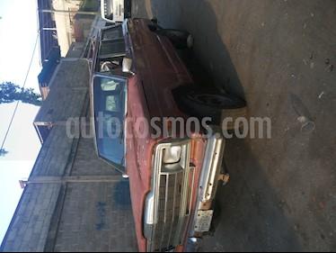 Foto venta carro usado Jeep Wagoneer 4X2 (1981) color Rojo precio u$s600