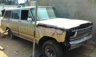 Jeep Wagoneer LTD. 4x4 L6 4.0i 1985
