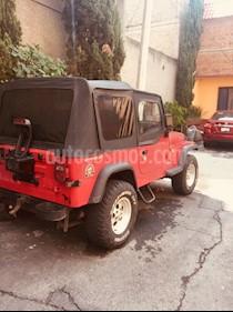 foto Jeep Wrangler Rubicon 4x4 4.0L Techo Lona