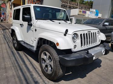 foto Jeep Wrangler Sahara 4x4 3.6L Aut