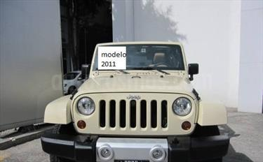foto Jeep Wrangler Sahara 4x4 3.8L Aut