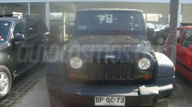 foto Jeep Wrangler Unlimited 2.8L Diesel 5P
