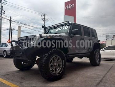 foto Jeep Wrangler Unlimited Rubicon 4x4 3.6L Aut