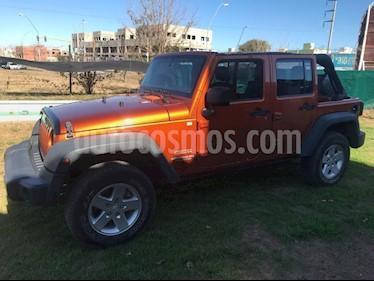 Foto venta Auto Usado Jeep Wrangler Unlimited (2011) color Dorado precio $840.000