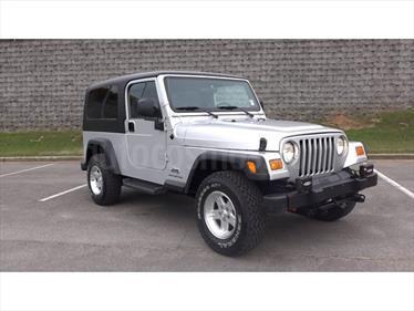 Foto Jeep Wrangler X 4x4 3.8L