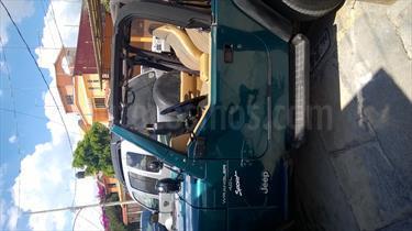 foto Jeep Wrangler X 4x4 4.0L Techo Lona Aut