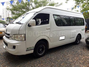 Jinbei Minibus 2.4L Die usado (2013) color Blanco precio $55.000.000