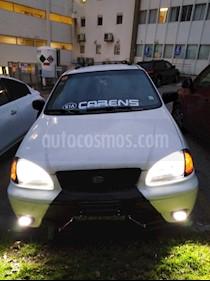 Foto venta Auto Usado Kia Carens  1.8L LX Mec Ac (2001) color Blanco precio $2.500.000