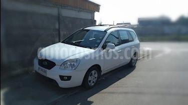 Foto venta Auto Usado Kia Carens  2.0L LX Ac (2008) color Blanco precio $5.000.000