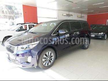 Foto venta Auto Usado KIA Carnival EX 2.9 CRDi S Aut (2018) color Azul precio $1.922.000