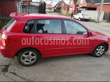 Foto venta Auto Usado Kia Cerato 5 EX  (2005) color Rojo precio $3.500.000