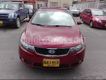 Foto venta Carro usado KIA Cerato Forte 1.6L Aut (2010) color Rojo Solido precio $26.800.000