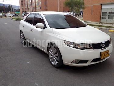 Foto venta Carro usado KIA Cerato Forte 1.6L  (2011) color Blanco precio $31.500.000