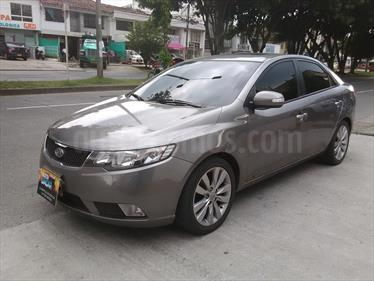 Foto venta Carro usado KIA Cerato Forte 2.0L Aut (2011) color Gris precio $37.000.000