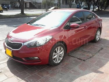 Foto venta Carro usado KIA Cerato Pro 1.6L  (2015) color Rojo precio $56.000.000