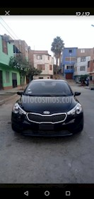 Foto venta Auto usado KIA Cerato 1.6 EX  (2014) color Negro precio $12,800