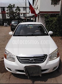 Foto venta Auto Usado Kia Cerato 1.6L EX AC (2009) color Blanco precio $3.950.000