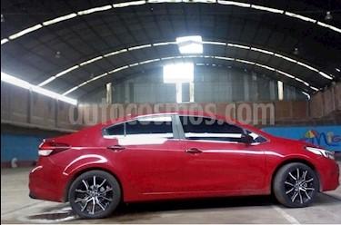 Foto venta Auto usado KIA Cerato 1.6L LX Aut  (2018) color Rojo precio u$s16,500