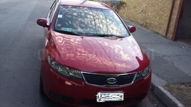 Foto venta Auto usado Kia Cerato EX 1.6L  (2012) color Rojo precio $5.400.000
