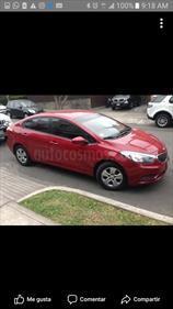 Foto venta Auto usado KIA Cerato EX 1.6L (2014) color Rojo Cerezo precio u$s12,800