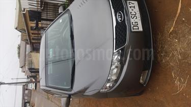 Foto venta Auto usado Kia Cerato SX 1.6L Aut (2011) color Gris Plata  precio $6.150.000