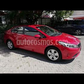 Foto venta Auto Seminuevo Kia Forte L (2018) color Rojo precio $225,000