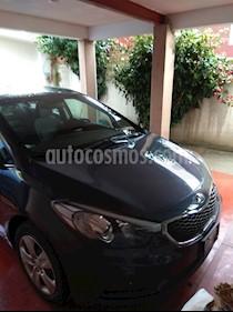 Foto venta Auto Seminuevo Kia Forte LX (2016) color Azul precio $184,000