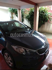 Foto venta Auto usado Kia Forte LX (2016) color Azul precio $184,000