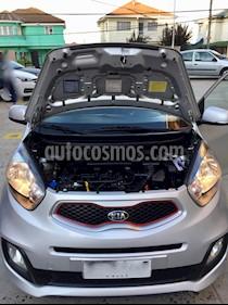 Foto venta Auto Usado Kia Morning 1.2L EX Full Aut  (2015) color Plata precio $5.270.000