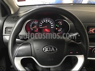 Kia Morning EX 1.0L Plus usado (2016) color Plata precio $4.700.000