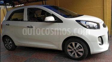 Foto venta Auto Usado Kia Morning EX 1.2L Sport (2015) color Blanco precio $3.490.000